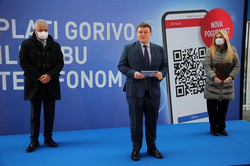 Антон Черепанов, Нафтна индустрија Србије, фото: © НИС