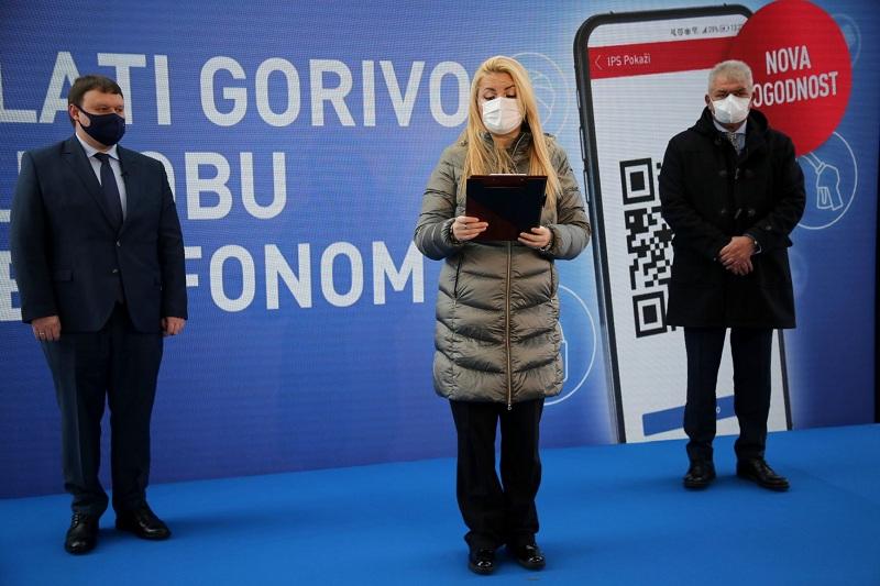 Драгана Станић, Нафтна индустрија Србије, фото: © НИС